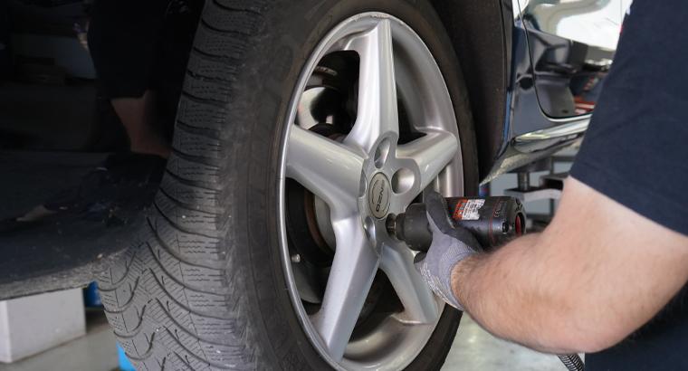 Leistung Reifen